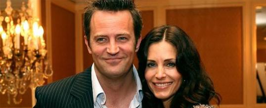 """""""FRIENDS"""" Monica y Chandler juntos en televisión"""