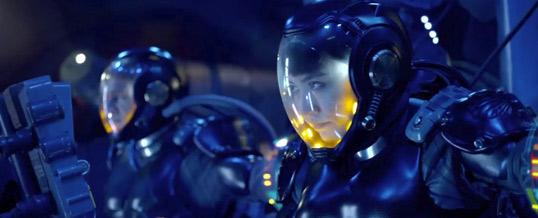 La esperada película de robots gigantes de Guillermo Del Toro