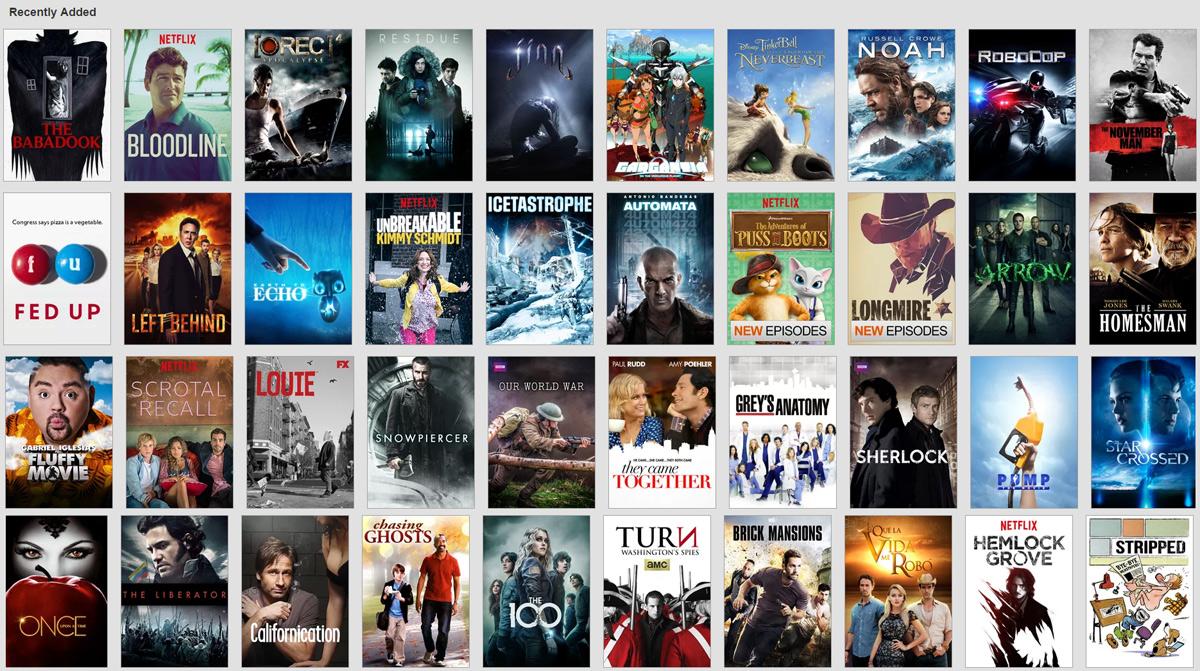 Statistics & Facts on Netflix