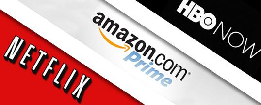 Nuevo contenido en Netflix USA, Amazon y HBO NOW para Julio 2016