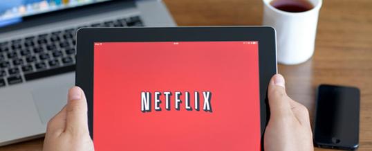 """Netflix por ofrecer servicio """"OFFLINE, ver después""""."""
