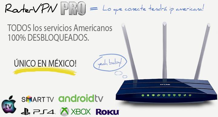 Router IP Americana PRO
