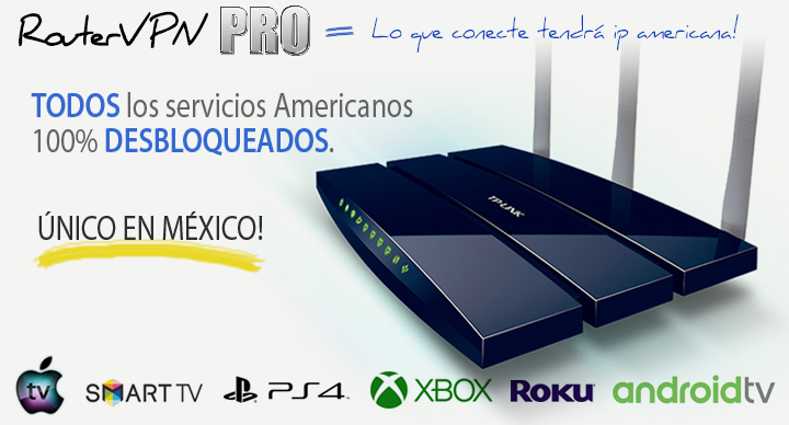 Router IP Americana